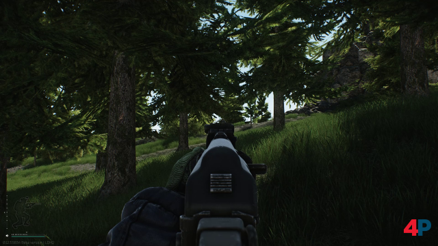 Screenshot - Escape from Tarkov (Mac)