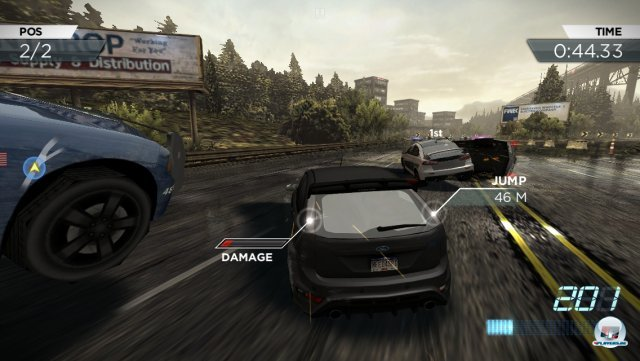Screenshot - Need for Speed: Most Wanted (iPhone) 92418212