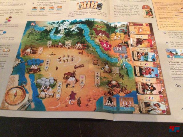 Screenshot - Lewis & Clark (Spielkultur)