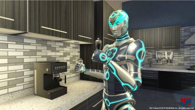 Screenshot - Bot Colony (PC)