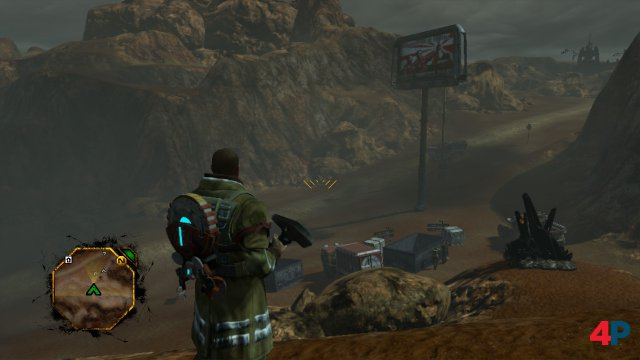 Screenshot - Red Faction: Guerrilla (Switch) 92592269