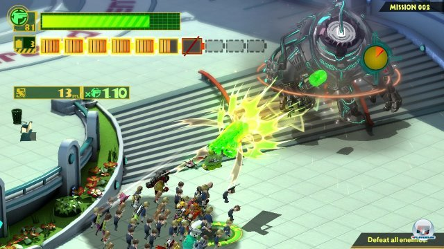 Screenshot - The Wonderful 101 (Wii_U)