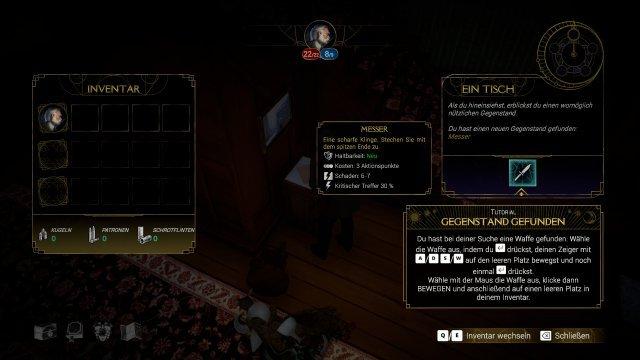 Screenshot - Arkham Horror: Mother's Embrace (PC) 92637835