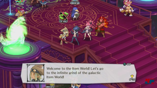 Screenshot - Disgaea 5: Alliance of Vengeance (PlayStation4) 92508592