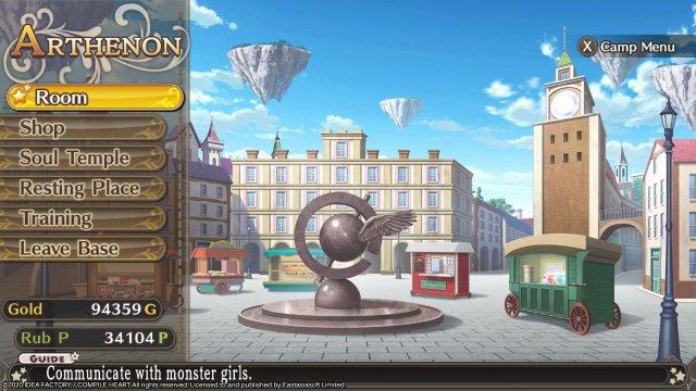 Screenshot - Moero Crystal H (Switch) 92624581