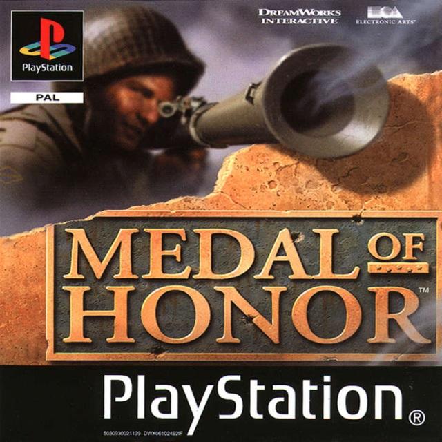 Medal of Honor (1999) <br><br> In Zusammenarbeit mit Steven Spielberg (