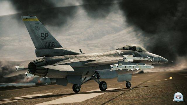Screenshot - Ace Combat: Assault Horizon (360) 2265372