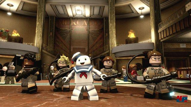 Screenshot - Lego Dimensions: Ghostbusters (360) 92534616