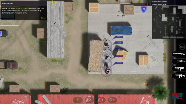 Screenshot - Special Tactics (PC) 92524882