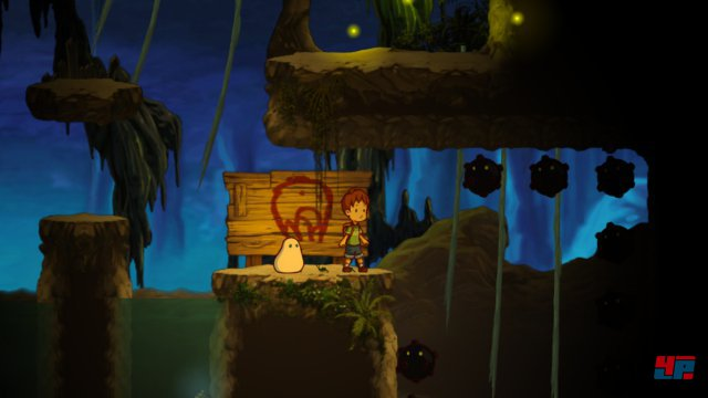 Screenshot - A Boy and his Blob (PC) 92518996