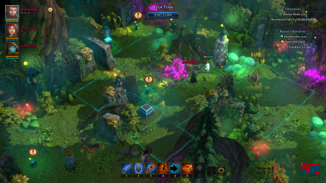 Screenshot - Druidstone: The Secret of Menhir Forest (PC)