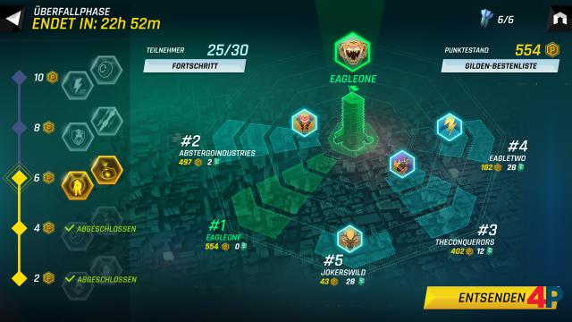 Screenshot - Tom Clancy's Elite Squad (Android, iPad, iPhone)