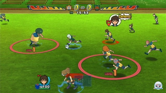 Screenshot - Inazuma Eleven Strikers (Wii) 2394067