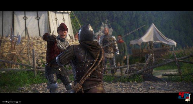 Screenshot - Kingdom Come: Deliverance - Band of Bastards (PC)
