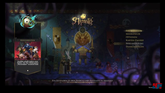 Screenshot - Armello (PS4) 92532348