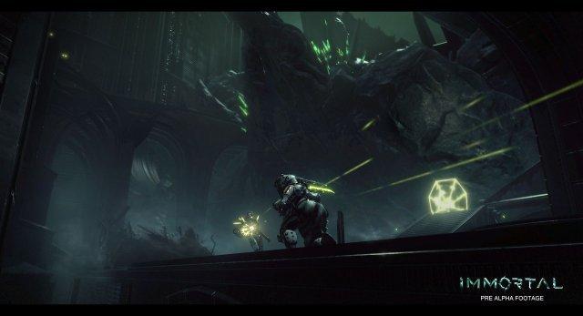Screenshot - Immortal Unchained (PC)