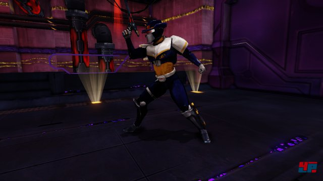 Screenshot - Saber Rider and the Star Sheriffs: The Game (PC) 92479828