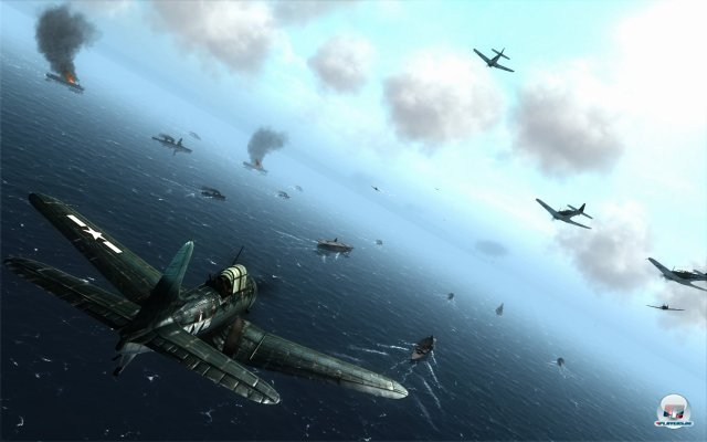 Screenshot - Air Conflicts: Pacific Carriers (PC)