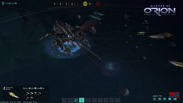 Screenshot - Master of Orion (PC) 92520606