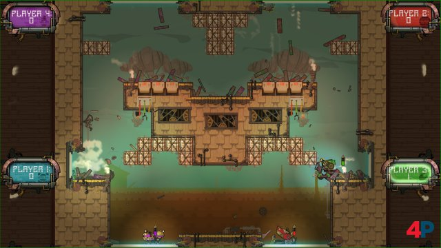 Screenshot - Nation Breakers: Steam Arena (PC)