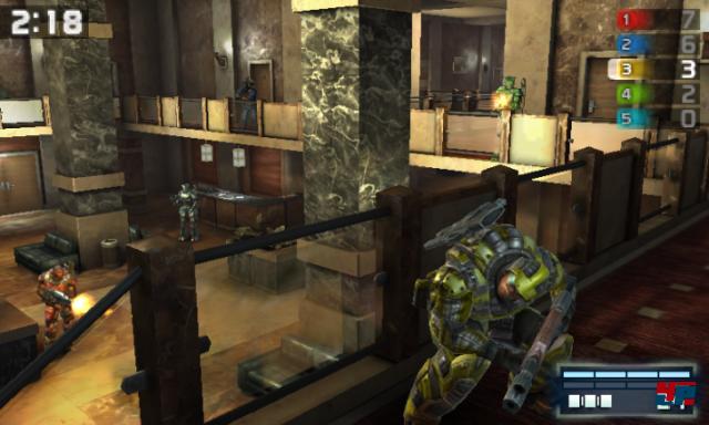 Screenshot - IronFall Invasion (3DS) 92500662