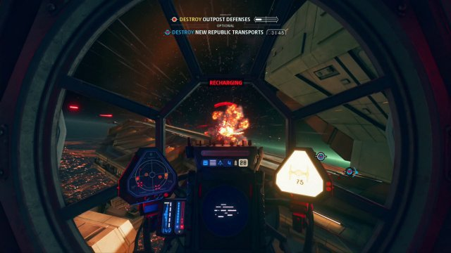 Screenshot - Star Wars: Squadrons (PS4) 92626005