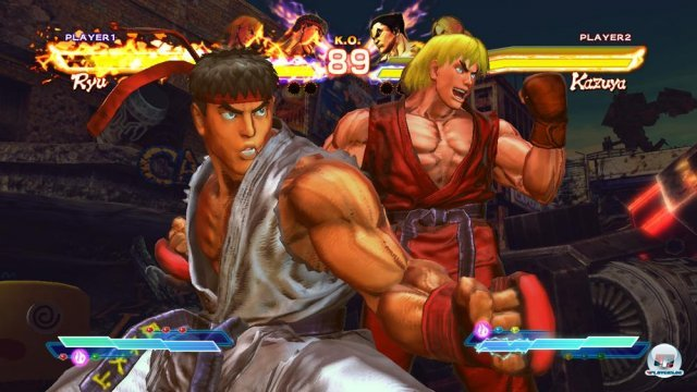 Screenshot - Street Fighter X Tekken (360) 2304997