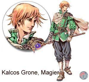 Kalcos Grone, Quest-NPC 18686
