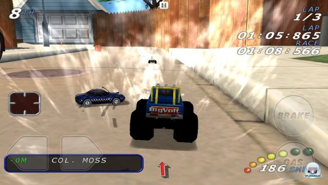 Screenshot - Re-Volt Classic (iPhone) 92411117