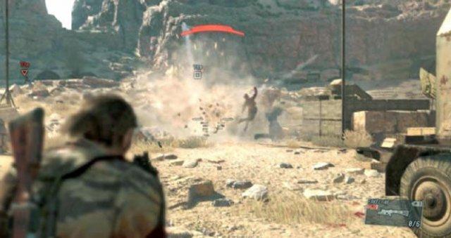 Screenshot - Metal Gear Solid 5: The Phantom Pain (360) 92506018