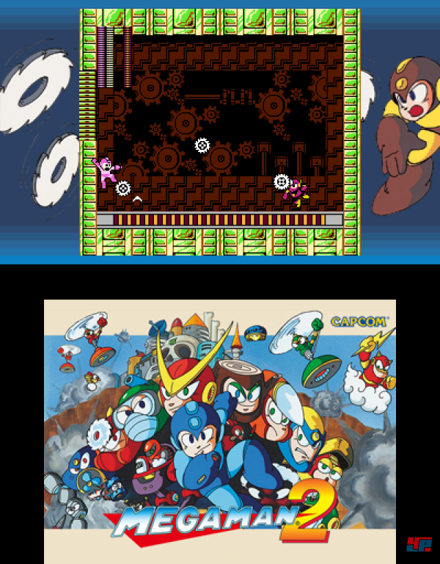 Screenshot - MegaMan Legacy Collection (3DS) 92521150