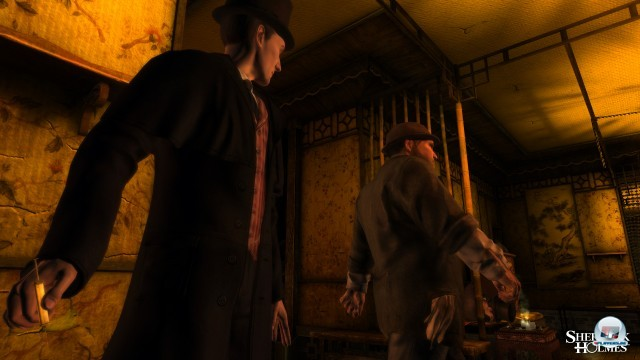 Screenshot - The Testament of Sherlock Holmes (PC) 2238298