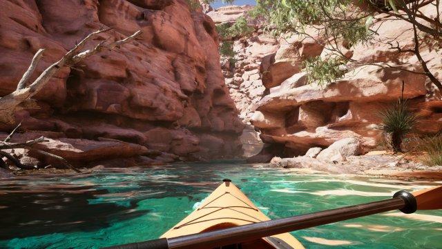 Screenshot - Kayak VR: Mirage (HTCVive, OculusRift, ValveIndex, VirtualReality)