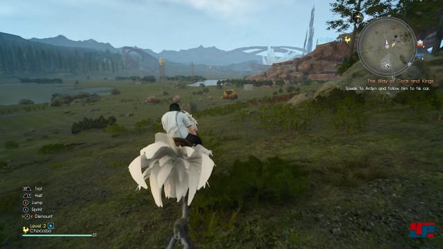 Screenshot - Final Fantasy 15 (PS4) 92531205