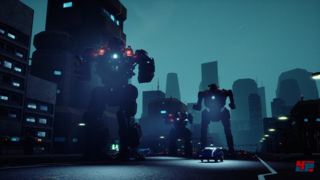 Screenshot - BattleTech: Urban Warfare (PC)