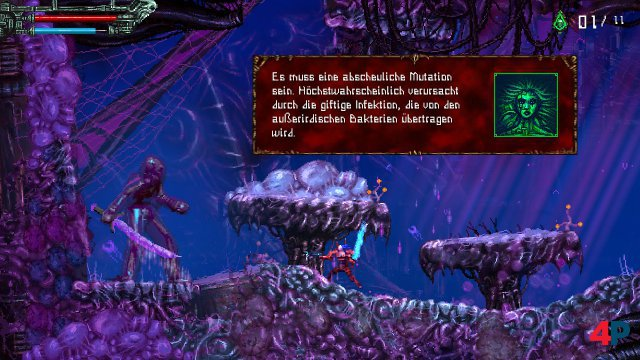 Screenshot - Valfaris (PC) 92598406