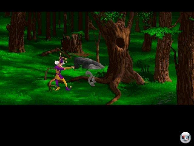 Screenshot - The Legend of Kyrandia (PC)