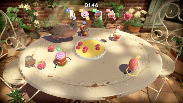 Screenshot - Cake Bash (Switch)