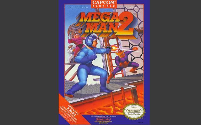 Mega Man 2 (1988)<br><br>Vielleicht dieselben, die für das Cover des Nachfolgers verantwortlich waren? Fragen über Fragen... 1724119