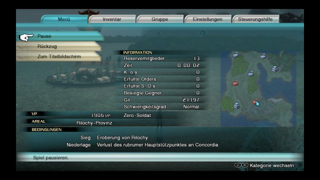 Screenshot - Final Fantasy Type-0 (PlayStation4) 92503443