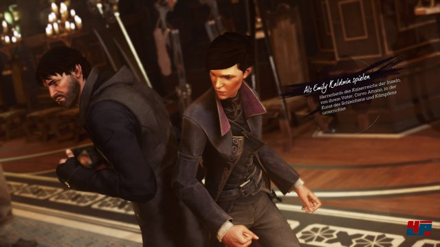 Screenshot - Dishonored 2: Das Vermächtnis der Maske (PC)
