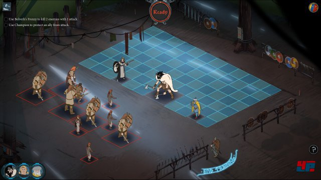 Screenshot - The Banner Saga 2 (PC) 92525024