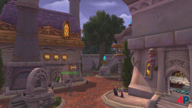 Screenshot - World of WarCraft: Shadowlands (PC) 92622814
