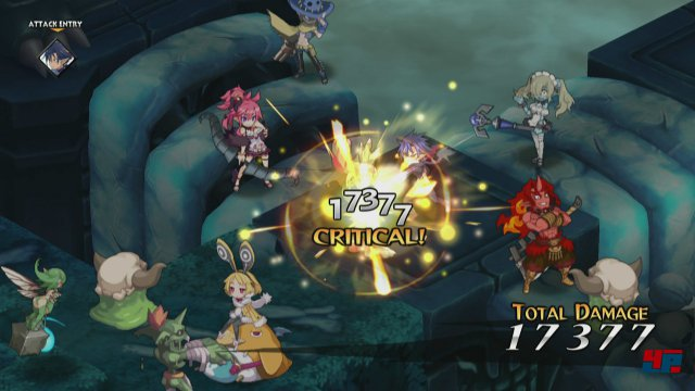 Screenshot - Disgaea 5: Alliance of Vengeance (PlayStation4) 92508602