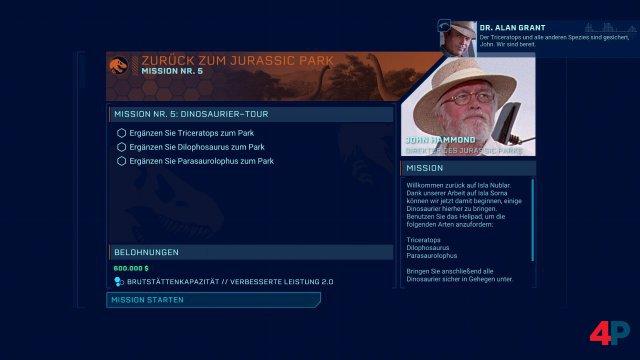 Screenshot - Jurassic World Evolution: Return to Jurassic Park (PC) 92603268
