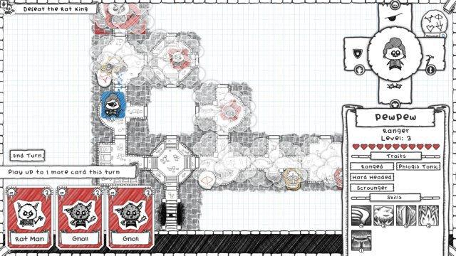 Screenshot - Guild of Dungeoneering (PC)