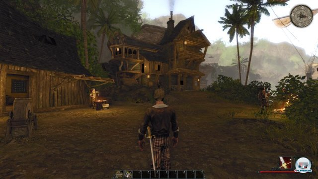Screenshot - Risen 2: Dark Waters (PC) 2344617