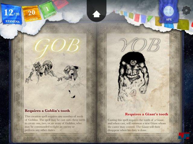 Screenshot - Sorcery! - Teil 3 (iPad) 92503542