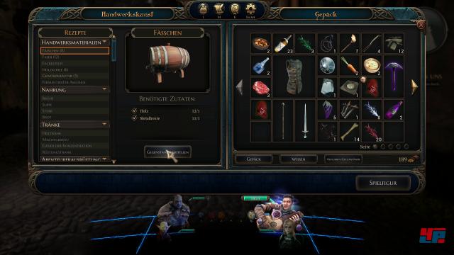 Screenshot - The Bard's Tale 4: Barrows Deep (PC) 92574201
