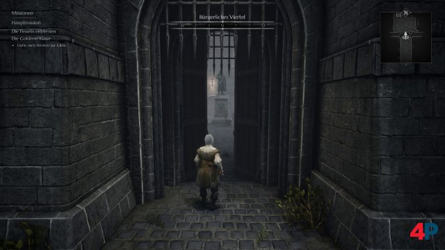 Screenshot - Black Legend (PC)